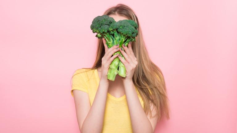 Храни срещу мръсния въздух