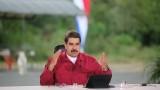 Скок на рейтинга на Мадуро преди визита в Русия, Беларус и Турция