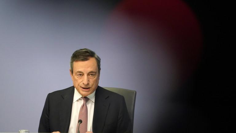 ЕЦБ ще запази непроменени ниските лихви в дългосрочен план