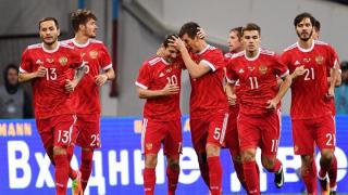Русия се спаси от нов резил в 92-ата минута