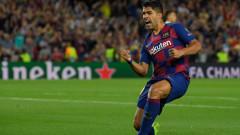 Луис Суарес може да премине в Атлетико (Мадрид)