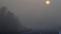 Денят започва с мъгла, но после слънце