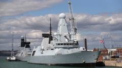Великобритания изпраща боен кораб в Черно море