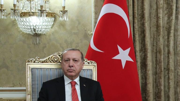 Ердоган е на визита в Гърция