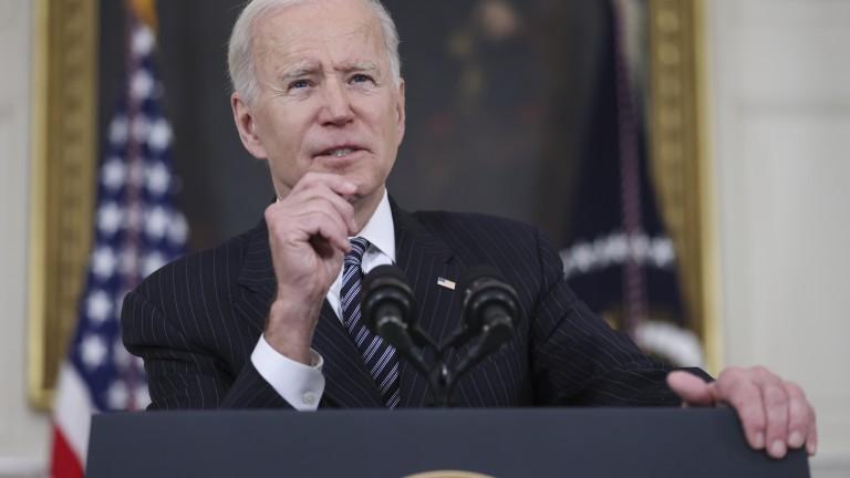 Президентът на САЩ Джо Байдън обяви, че ваксините срещу COVID-19