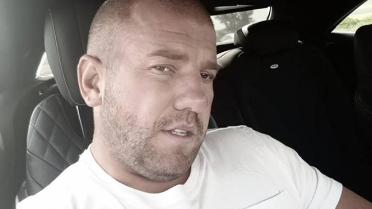 Динко напусна ареста в Първомай в линейка