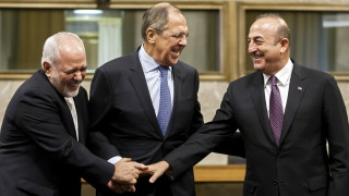 Русия, Иран и Турция със споразумение за сирийската конституционна комисия