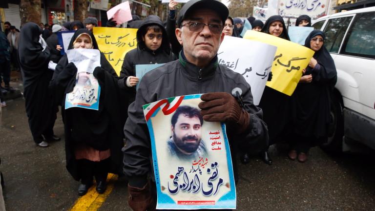 Иранските сили за сигурност може да са убили повече от