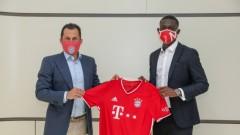 Байерн (Мюнхен) обяви привличането на Танги Куаси