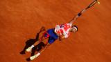 Григор Димитров ще се пусне  и на турнира по двойки в Рим