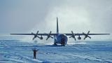 Пускат първата редовна самолетна линия до Антарктида