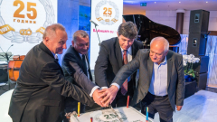 Централна кооперативна банка отпразнува 25 години стабилност, отговорност и растеж