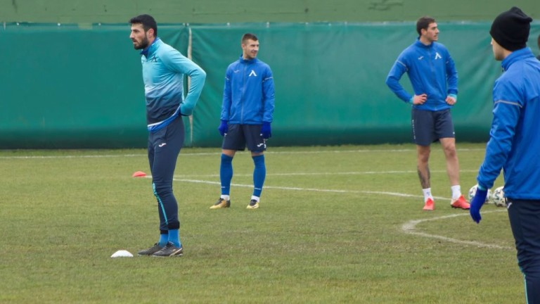 Ребин Сулака вече не е футболист на Левски. Иракчанинът разтрогна