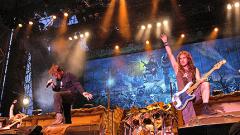 Iron Maiden в България - една мечта по-малко