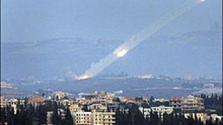 Палестинци изстреляха две ракети към Израел