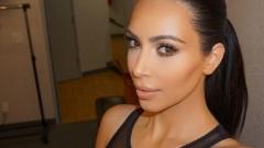 Ким Кардашиян избухна с гола снимка (18+)