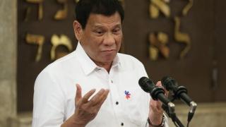 76% от филипинците одобряват политиката на президента Дутерте