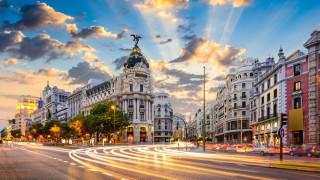 Първи в Европа Мадрид обмисля да премахне голяма градска зона с ниски емисии