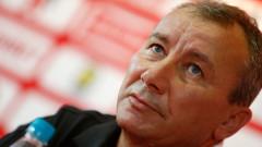 Стамен Белчев прави само една промяна в треньорския щаб на ЦСКА