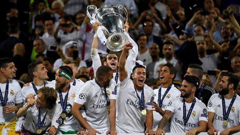 Реал мадрид трофеи в шампионска лига