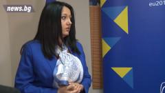 Предложиха Лиляна Палова за вицепрезидент на Европейската инвестиционна банка