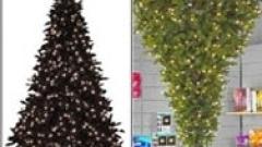 Дарете на животните коледните си дръвчета