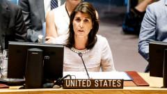 Хейли: САЩ няма да възстановят Сирия за Асад
