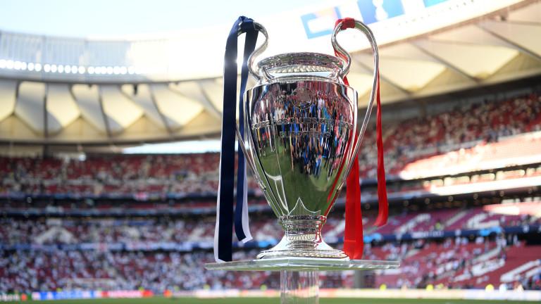 УЕФА обяви календара на следващото издание на Шампионската лига