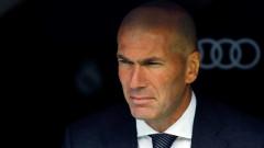 Зидан: За Бейл беше по-добре да остане в Мадрид