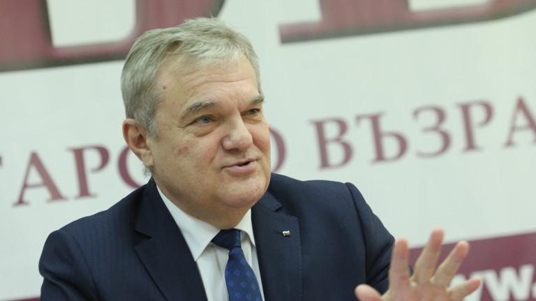 Румен Петков: Защо САЩ пропускат рушветчиите Борисов и Горанов