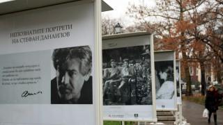 32 кадъра от живота на Стефан Данаилов