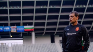 Петър Хубчев: Защо да не сме първи в групата?