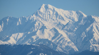 В Нанда Деви са забелязани 5 тела на алпинисти