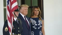 Мелания Тръмп: Американската Мария - Антоанета