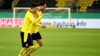 В Дортмунд вече са наясно, че не могат да задържат Санчо