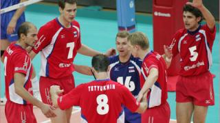 Русия с втора победа на финалите на Световната лига в Москва