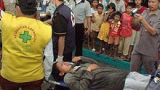 Ферибот с 260 души на борда потъна край Индонезия