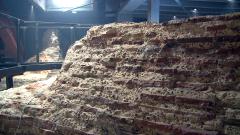 Триъгълната кула на древна Сердика оживява