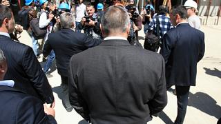 Борисов предизвика Първанов: Излизай на избори