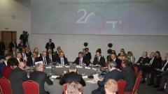 Заедно тежим повече, уверява Плевнелиев лидерите от региона