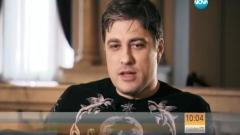 Владо Карамазов: Провалите учат на много неща
