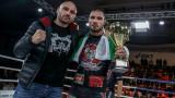Bellator освободи Георги Валентинов заради замесването му в расисткия скандал на България - Англия