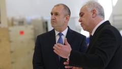 Радев пак захапа Борисов - опитал да скрие скандала със СРС-тата в зайчарника