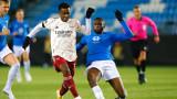 Арсенал отнесе Молде и продължава в следващата фаза на Лига Европа