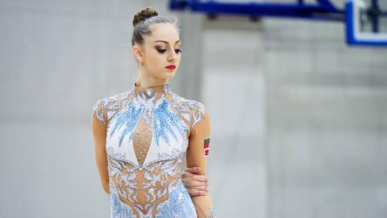 Oще два медала за България от Световната купа по художествена гимнастика в Казан