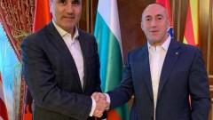 Харадинай благодари на България за правилните приоритети