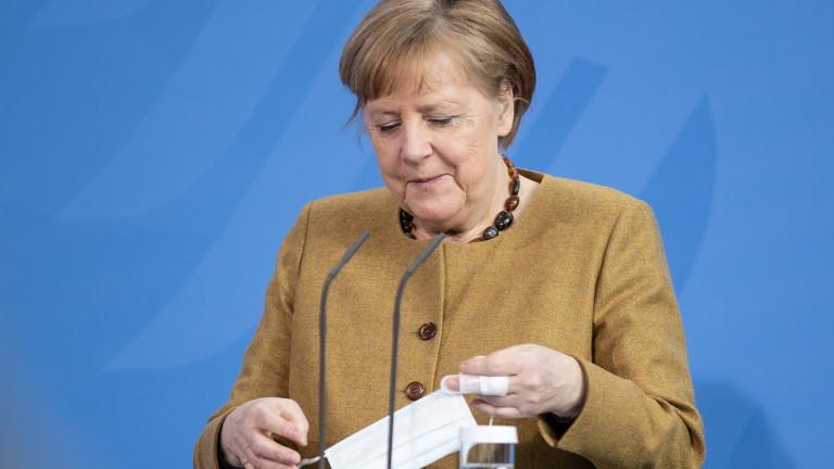 Меркел се ваксинира срещу коронавирус в петък с AstraZeneca