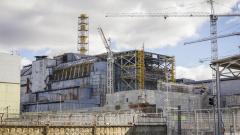 Чернобил се превръща в слънчева електроцентрала