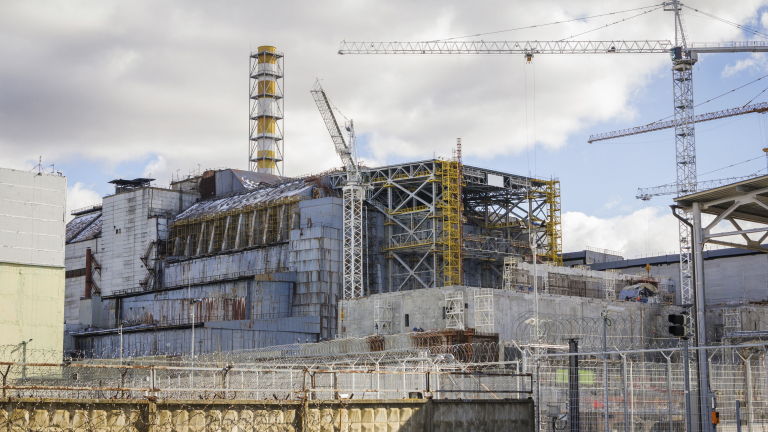 Украйна превръща Чернобил в соларна ферма, за да намали зависимостта си от Русия