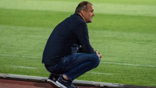 Златомир Загорчич: Ще се опитаме да спечелим срещу Лудогорец